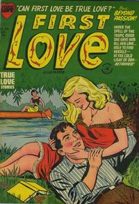 Cover Thumbnail for First Love Illustrated (Harvey, 1949 series) #24