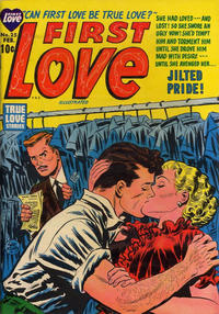 Cover Thumbnail for First Love Illustrated (Harvey, 1949 series) #25