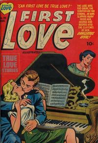 Cover Thumbnail for First Love Illustrated (Harvey, 1949 series) #26