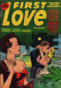 Cover Thumbnail for First Love Illustrated (Harvey, 1949 series) #27