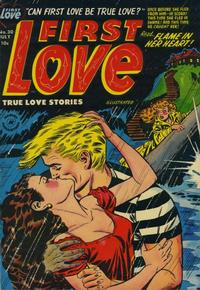 Cover Thumbnail for First Love Illustrated (Harvey, 1949 series) #30