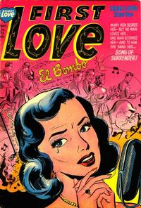 Cover Thumbnail for First Love Illustrated (Harvey, 1949 series) #32