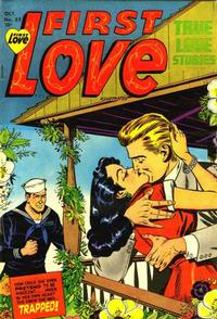 Cover Thumbnail for First Love Illustrated (Harvey, 1949 series) #33