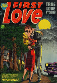 Cover Thumbnail for First Love Illustrated (Harvey, 1949 series) #34