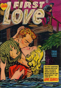 Cover Thumbnail for First Love Illustrated (Harvey, 1949 series) #36