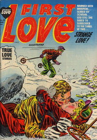 Cover Thumbnail for First Love Illustrated (Harvey, 1949 series) #38