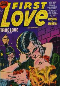 Cover Thumbnail for First Love Illustrated (Harvey, 1949 series) #39