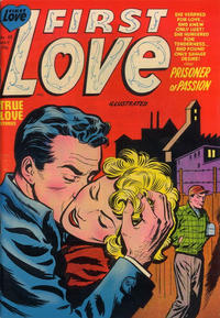 Cover Thumbnail for First Love Illustrated (Harvey, 1949 series) #40
