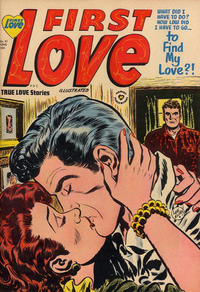 Cover Thumbnail for First Love Illustrated (Harvey, 1949 series) #41