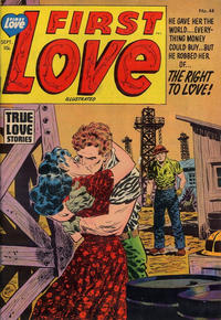 Cover Thumbnail for First Love Illustrated (Harvey, 1949 series) #44