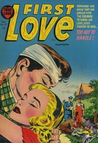 Cover Thumbnail for First Love Illustrated (Harvey, 1949 series) #47