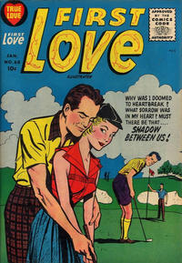 Cover Thumbnail for First Love Illustrated (Harvey, 1949 series) #60