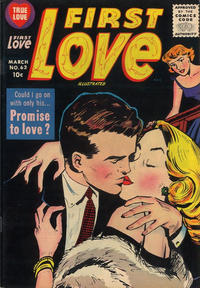 Cover Thumbnail for First Love Illustrated (Harvey, 1949 series) #62