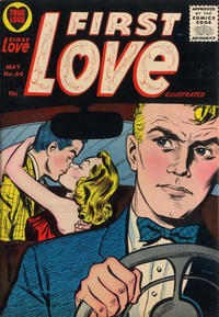 Cover Thumbnail for First Love Illustrated (Harvey, 1949 series) #64