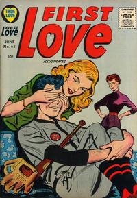 Cover Thumbnail for First Love Illustrated (Harvey, 1949 series) #65