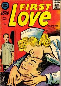 Cover Thumbnail for First Love Illustrated (Harvey, 1949 series) #71