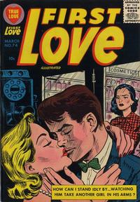 Cover Thumbnail for First Love Illustrated (Harvey, 1949 series) #74