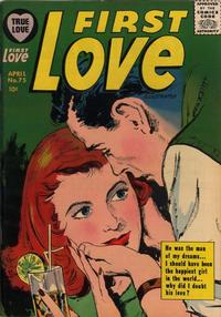 Cover Thumbnail for First Love Illustrated (Harvey, 1949 series) #75