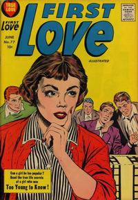 Cover Thumbnail for First Love Illustrated (Harvey, 1949 series) #77