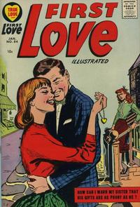 Cover Thumbnail for First Love Illustrated (Harvey, 1949 series) #84