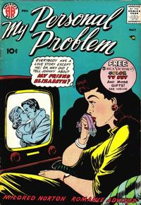 Cover Thumbnail for My Personal Problem (Farrell, 1957 series) #3