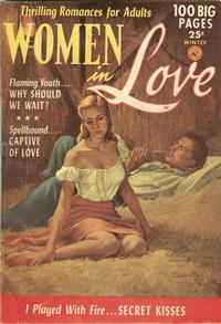 Cover Thumbnail for Women In Love (Ziff-Davis, 1952 series)