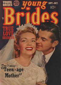 Cover Thumbnail for Young Brides (Prize, 1952 series) #v1#1 [1]