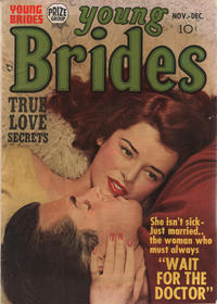 Cover Thumbnail for Young Brides (Prize, 1952 series) #v1#2 [2]