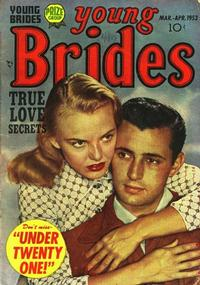 Cover Thumbnail for Young Brides (Prize, 1952 series) #v1#4 [4]