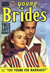 Cover Thumbnail for Young Brides (Prize, 1952 series) #v1#5 [5]