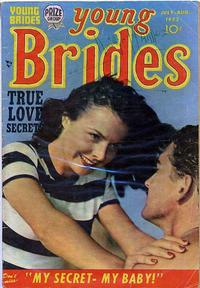 Cover Thumbnail for Young Brides (Prize, 1952 series) #v1#6 [6]