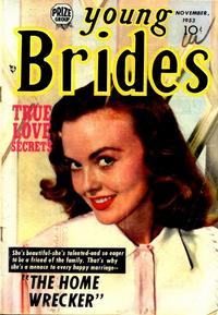 Cover Thumbnail for Young Brides (Prize, 1952 series) #v2#3 [9]