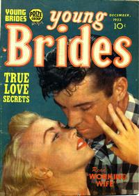 Cover Thumbnail for Young Brides (Prize, 1952 series) #v2#4 [10]
