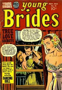 Cover Thumbnail for Young Brides (Prize, 1952 series) #v2#9 (15)