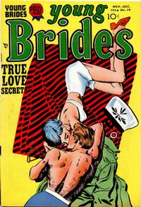 Cover Thumbnail for Young Brides (Prize, 1952 series) #v3#1 (19)