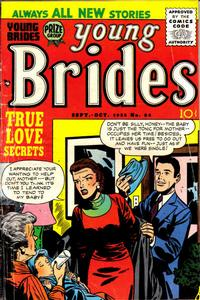 Cover Thumbnail for Young Brides (Prize, 1952 series) #v3#6 (24)