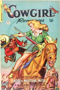 Cover Thumbnail for Cowgirl Romances (Fiction House, 1950 series) #6