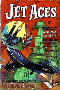 Cover Thumbnail for Jet Aces (Fiction House, 1952 series) #3