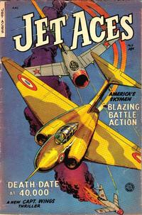 Cover Thumbnail for Jet Aces (Fiction House, 1952 series) #4