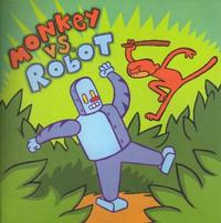 Cover Thumbnail for Monkey vs. Robot (Top Shelf, 2000 series)