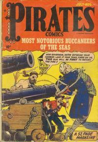 Cover Thumbnail for Pirates Comics (Hillman, 1950 series) #v1#3