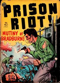 Cover Thumbnail for Prison Riot (Avon, 1952 series) #1