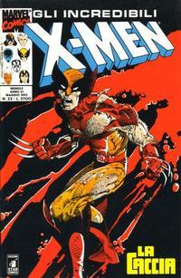 Cover Thumbnail for Gli Incredibili X-Men (Edizioni Star Comics, 1990 series) #22