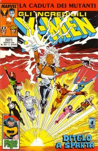 Cover Thumbnail for Gli Incredibili X-Men (Edizioni Star Comics, 1990 series) #30