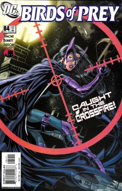 Cover for Birds of Prey (DC, 1999 series) #84