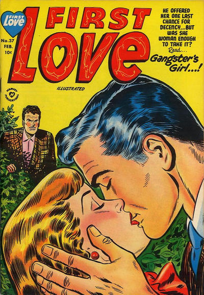 Cover for First Love Illustrated (Harvey, 1949 series) #37