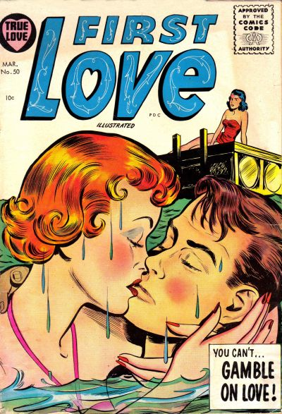 Cover for First Love Illustrated (Harvey, 1949 series) #50