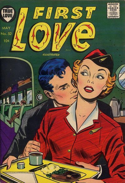 Cover for First Love Illustrated (Harvey, 1949 series) #52