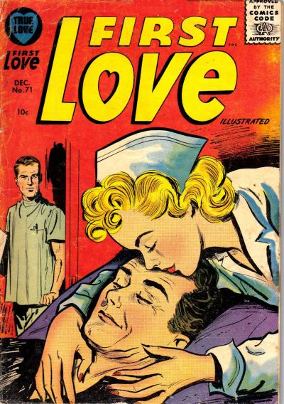 Cover for First Love Illustrated (Harvey, 1949 series) #71
