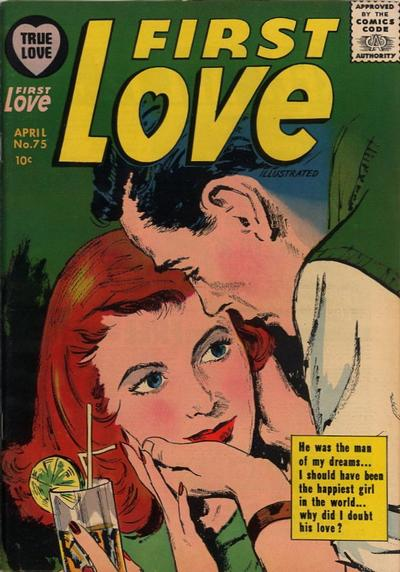 Cover for First Love Illustrated (Harvey, 1949 series) #75